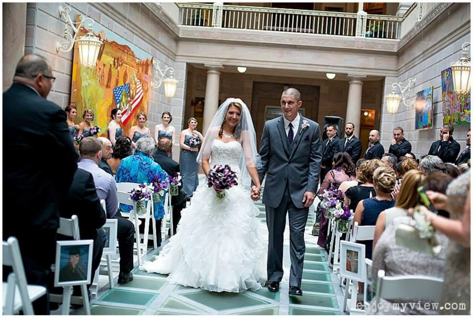Hartford City Hall Ceremony The Knot