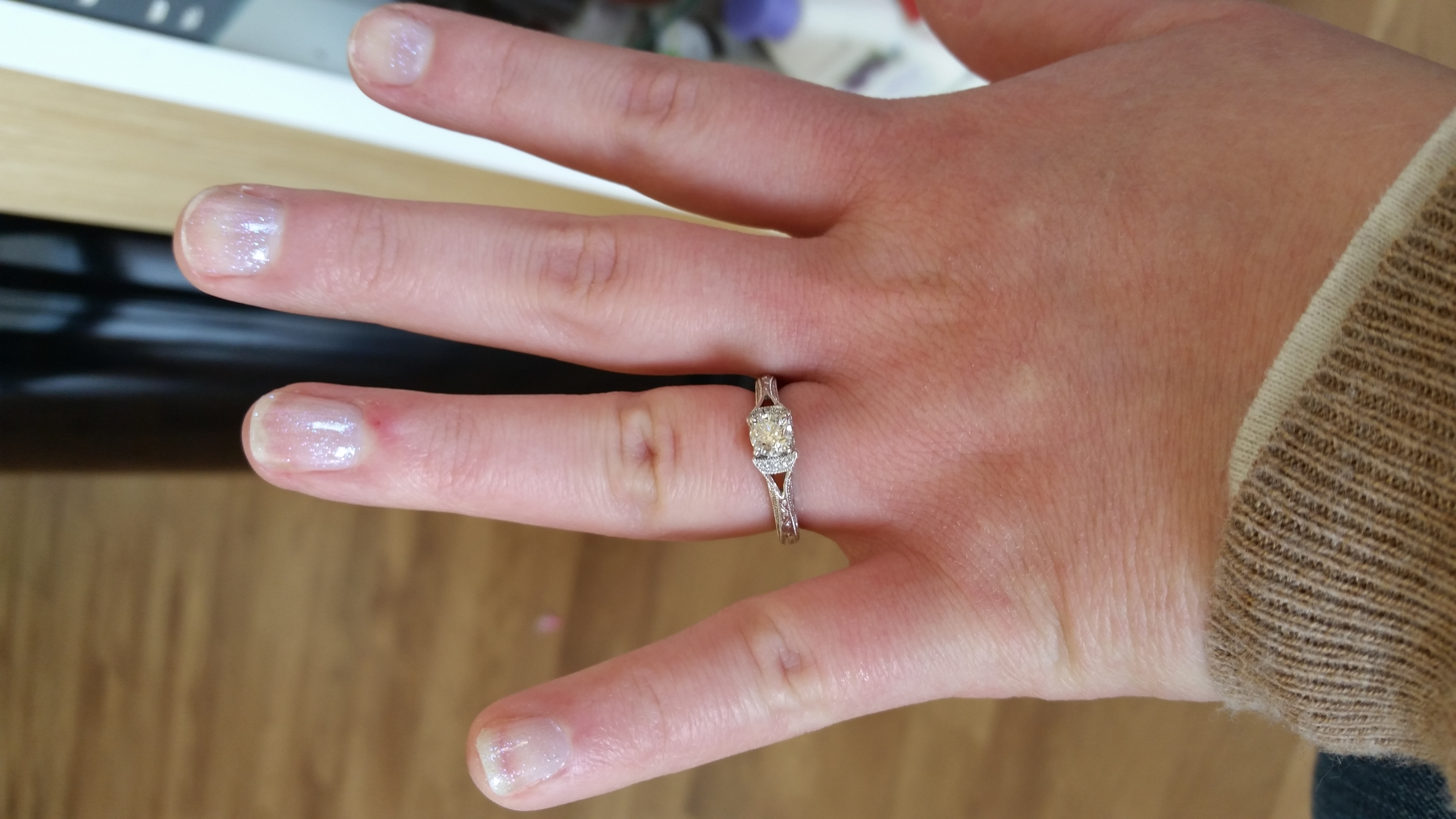 Show Off Your Rings Here! - Page 32 — The Knot