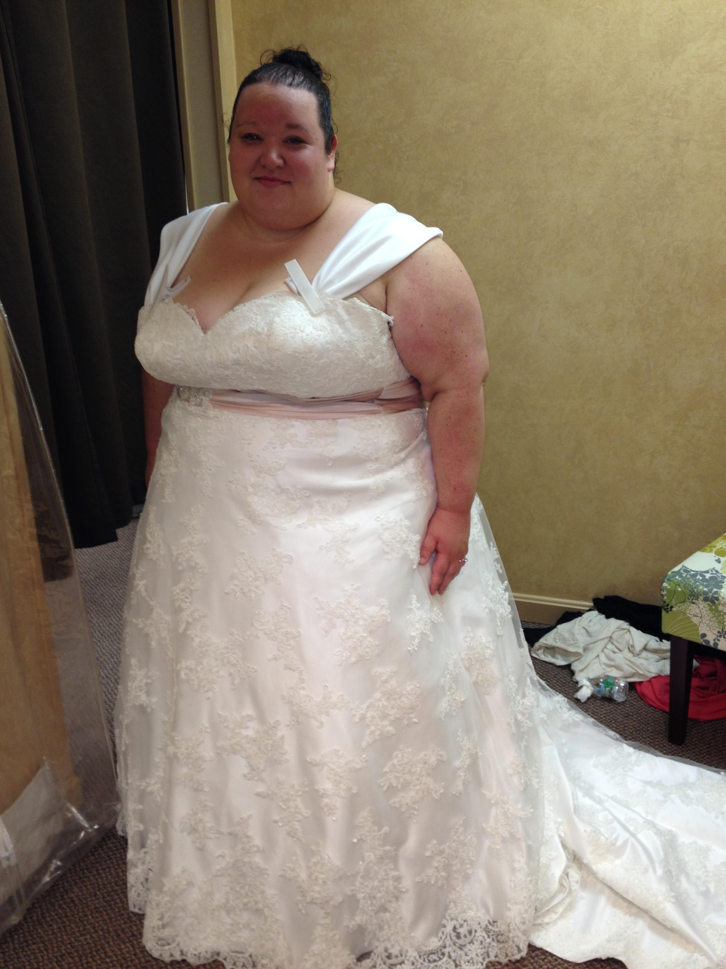 Marry tux nashua nh the knot katie wedding dress ombrellifo Gallery