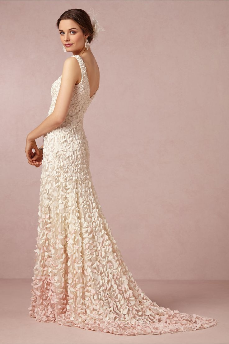 For Sale, New Emma Gown BHLDN Size 8 — The Knot