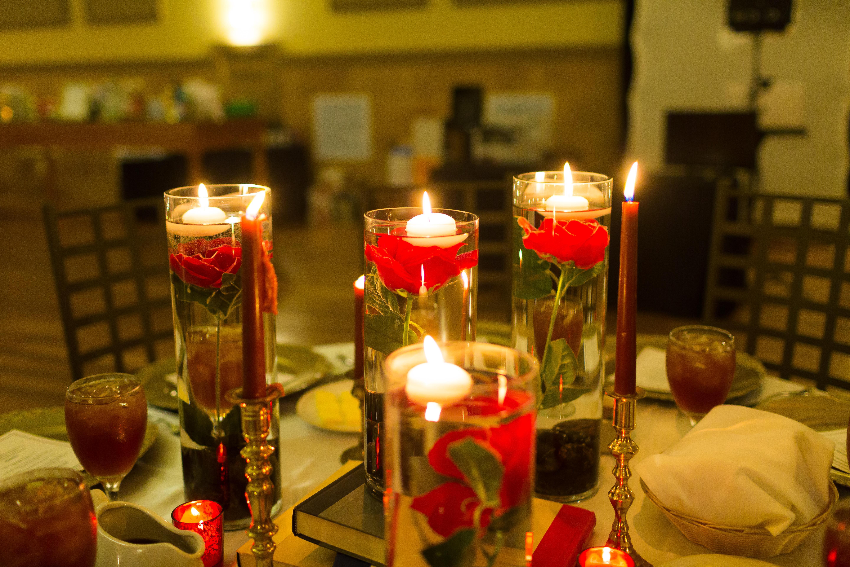Wedding Decor for Sale: Cylinder Vases, Candle Sticks ...