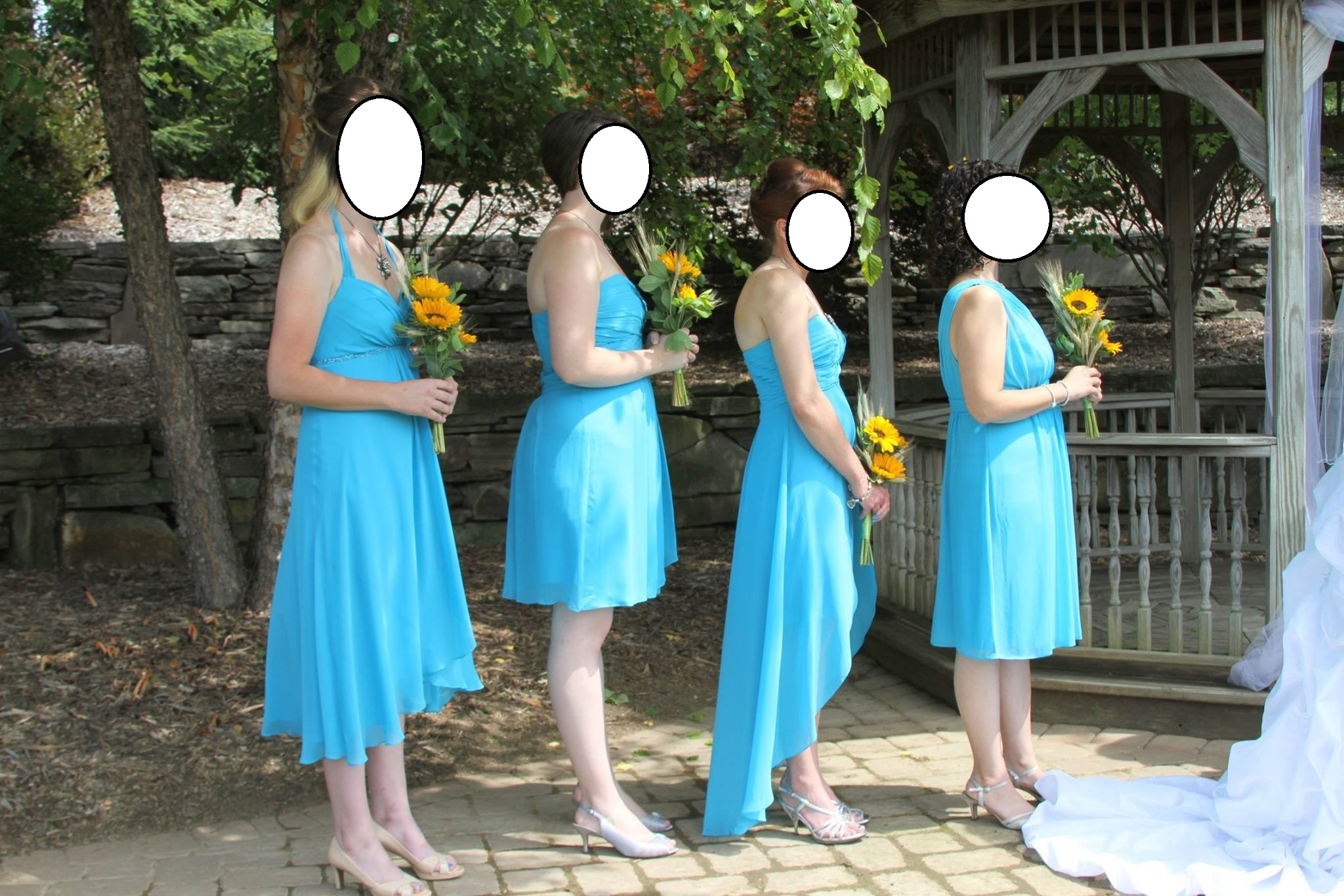 Bridesmaids Dresses - Let Them Pick Their Own? — The Knot