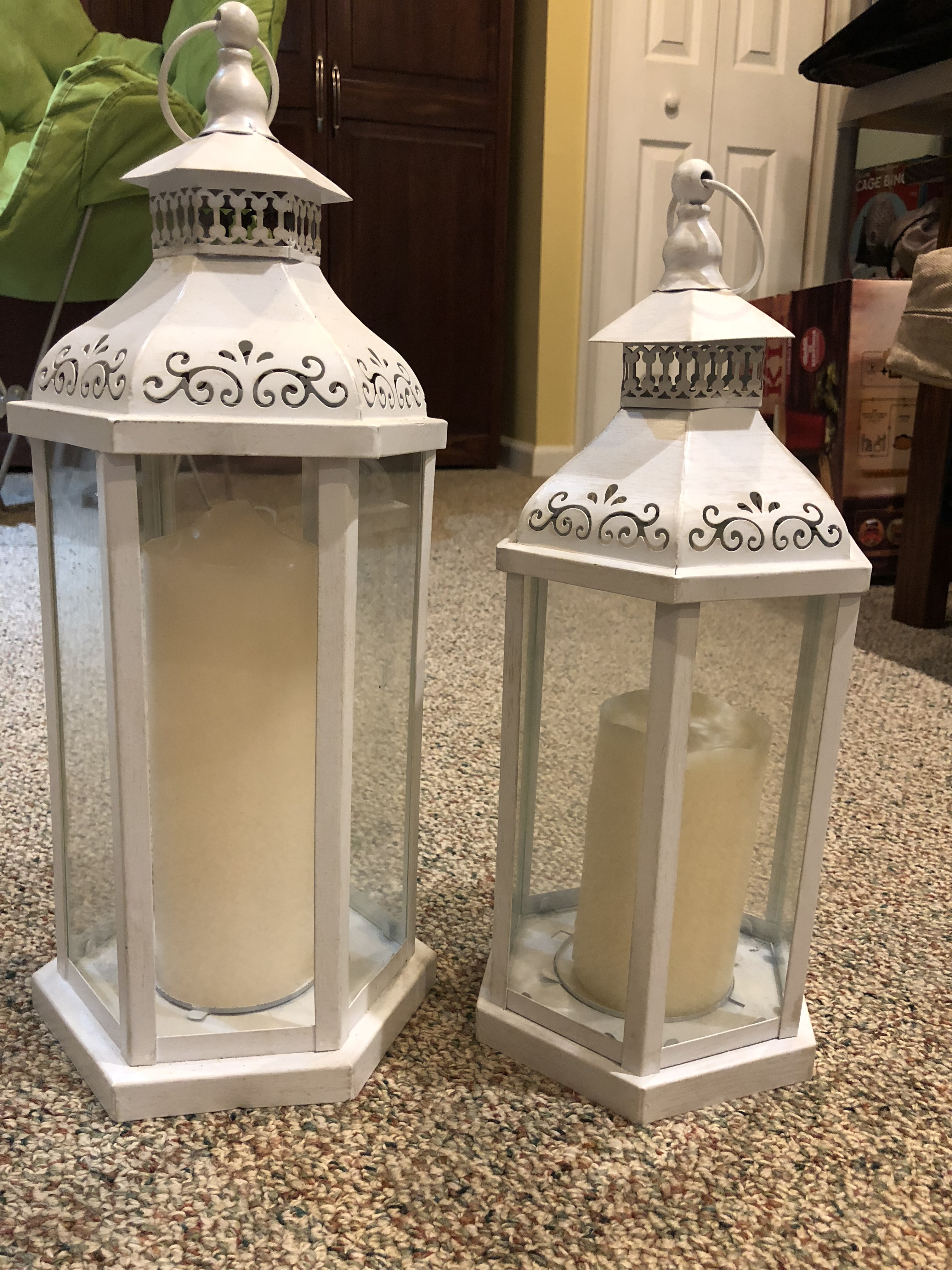 Decorative Lanterns For Sale The Knot