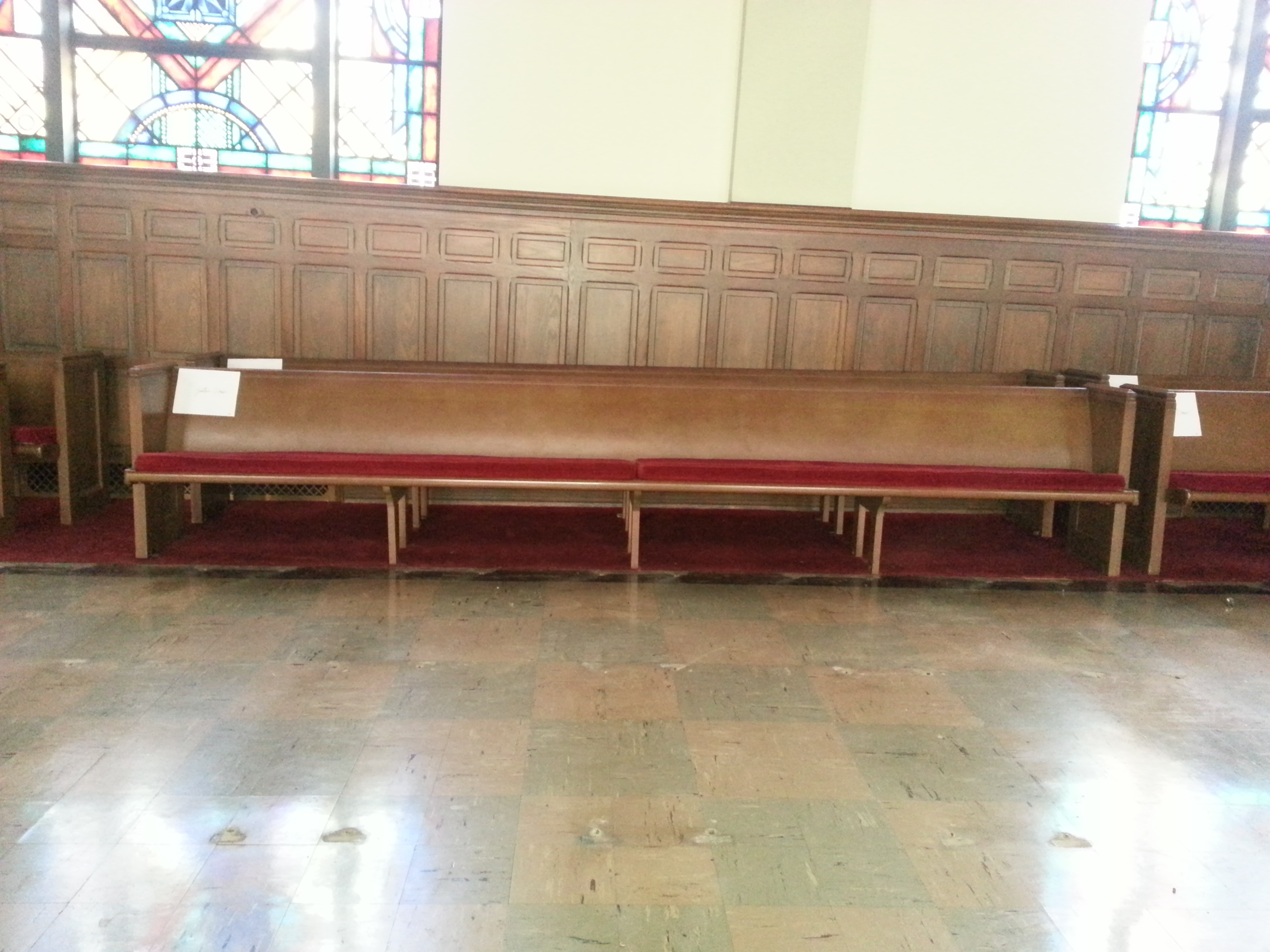 Church Pews For Sale The Knot