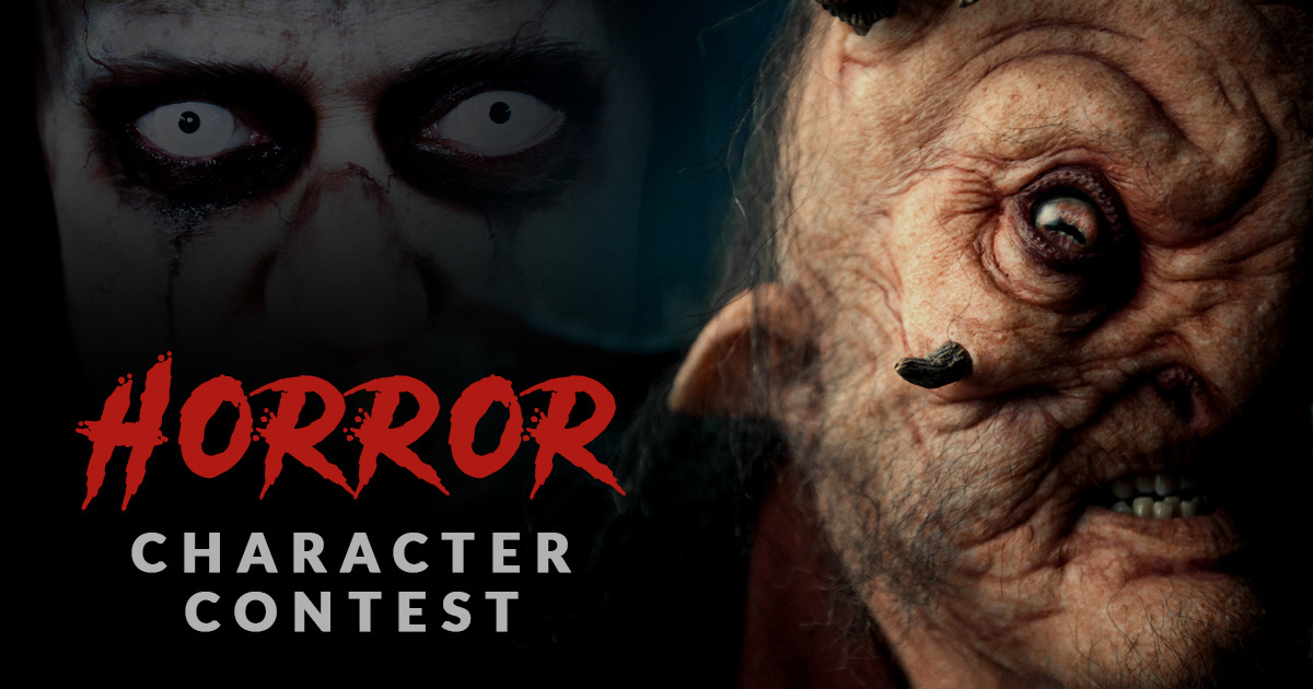 Horror Character Contest