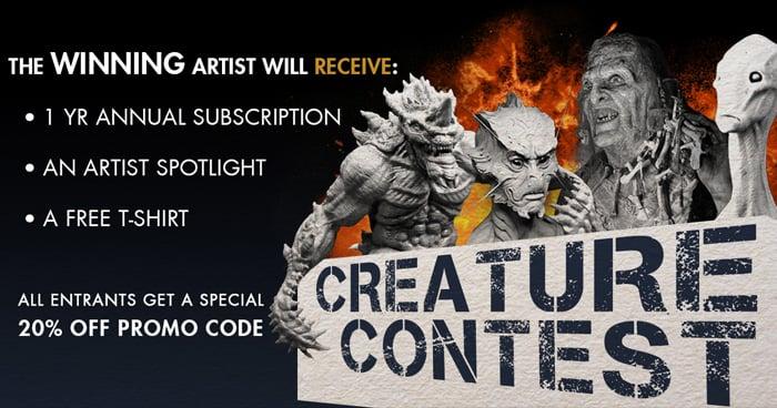 Creature Contest
