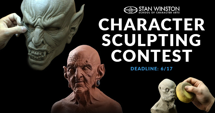 Character Sculpting Contest