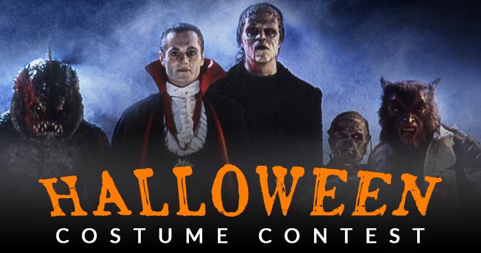 2019 Halloween Costume Contest