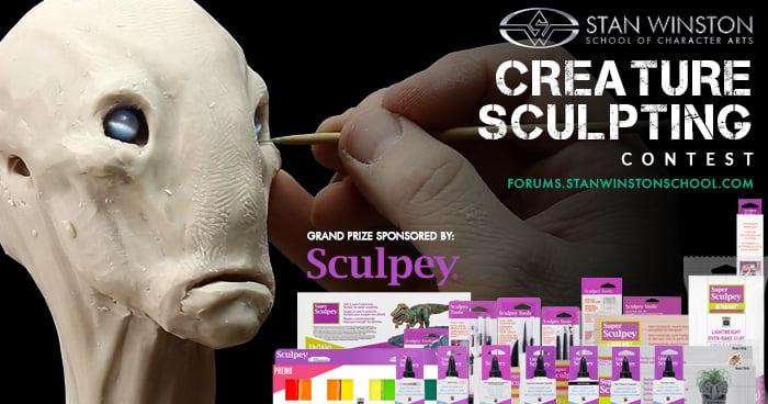Creature Sculpting Contest 2021