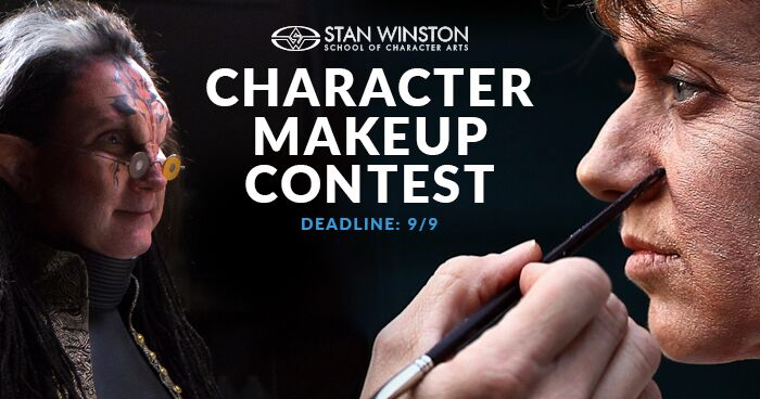 Character Makeup Contest 2019