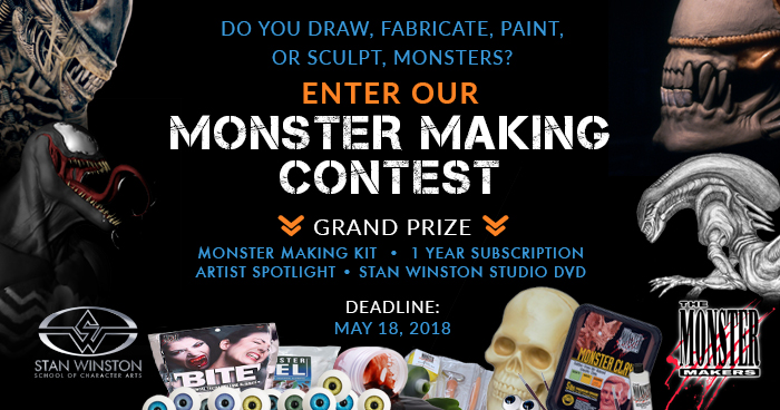 Monster Making Contest