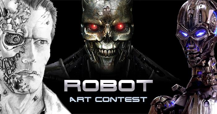 Robot Art Contest