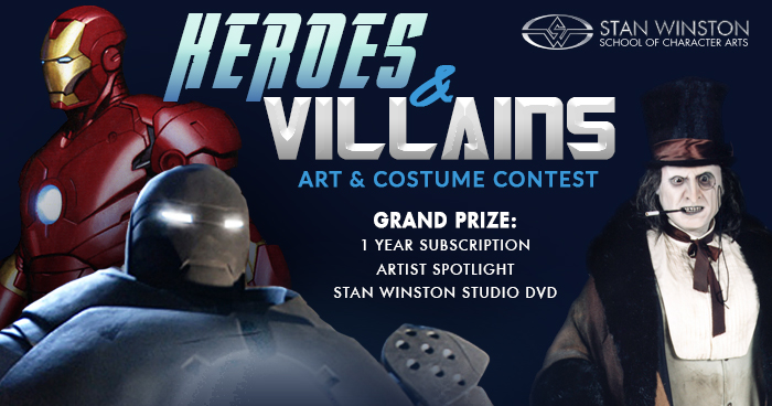 Heroes & Villains Contest