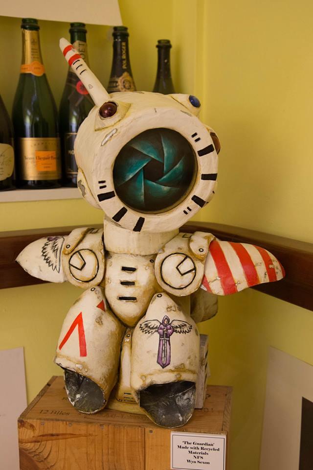 Robot Designs Stan Winston School Of Character Arts Forums