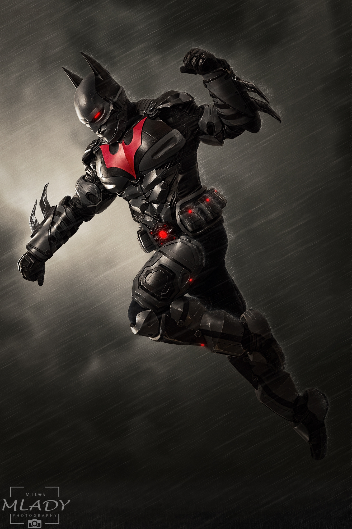 Batman Beyond From The Game Batman Arkham Knight Stan Winston