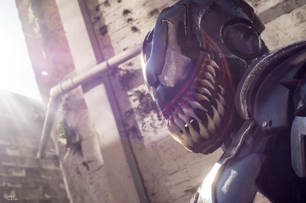 Heroes & Villians- Iron Venom — Stan Winston School of