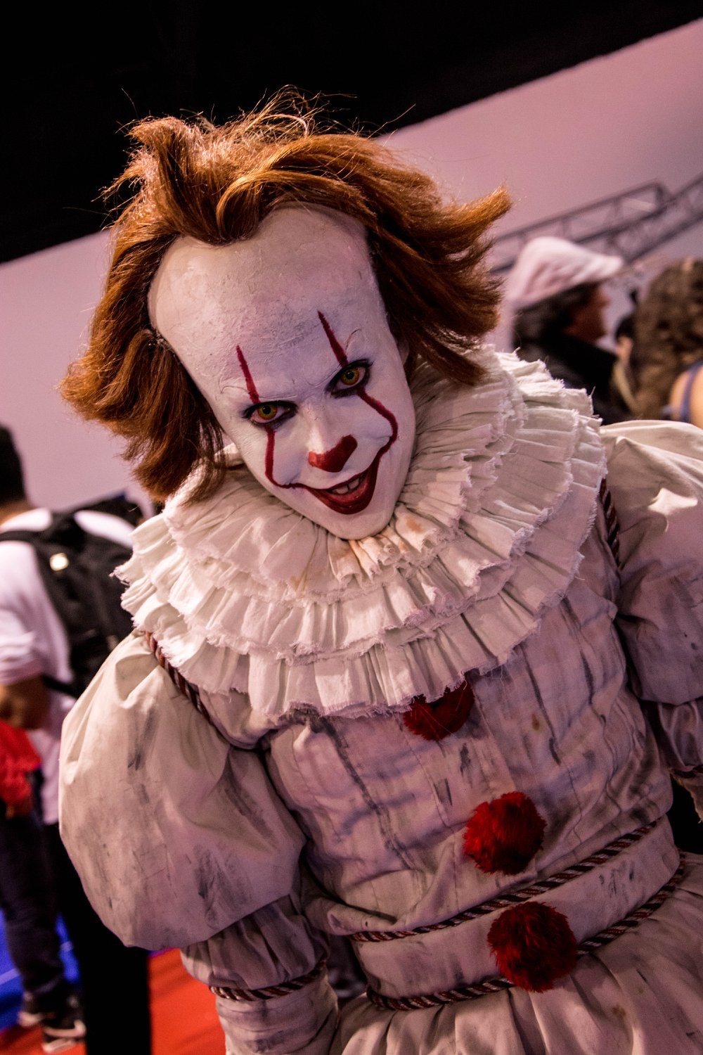 Pennywise from IT Movie 2017 — Stan Winston School of ...