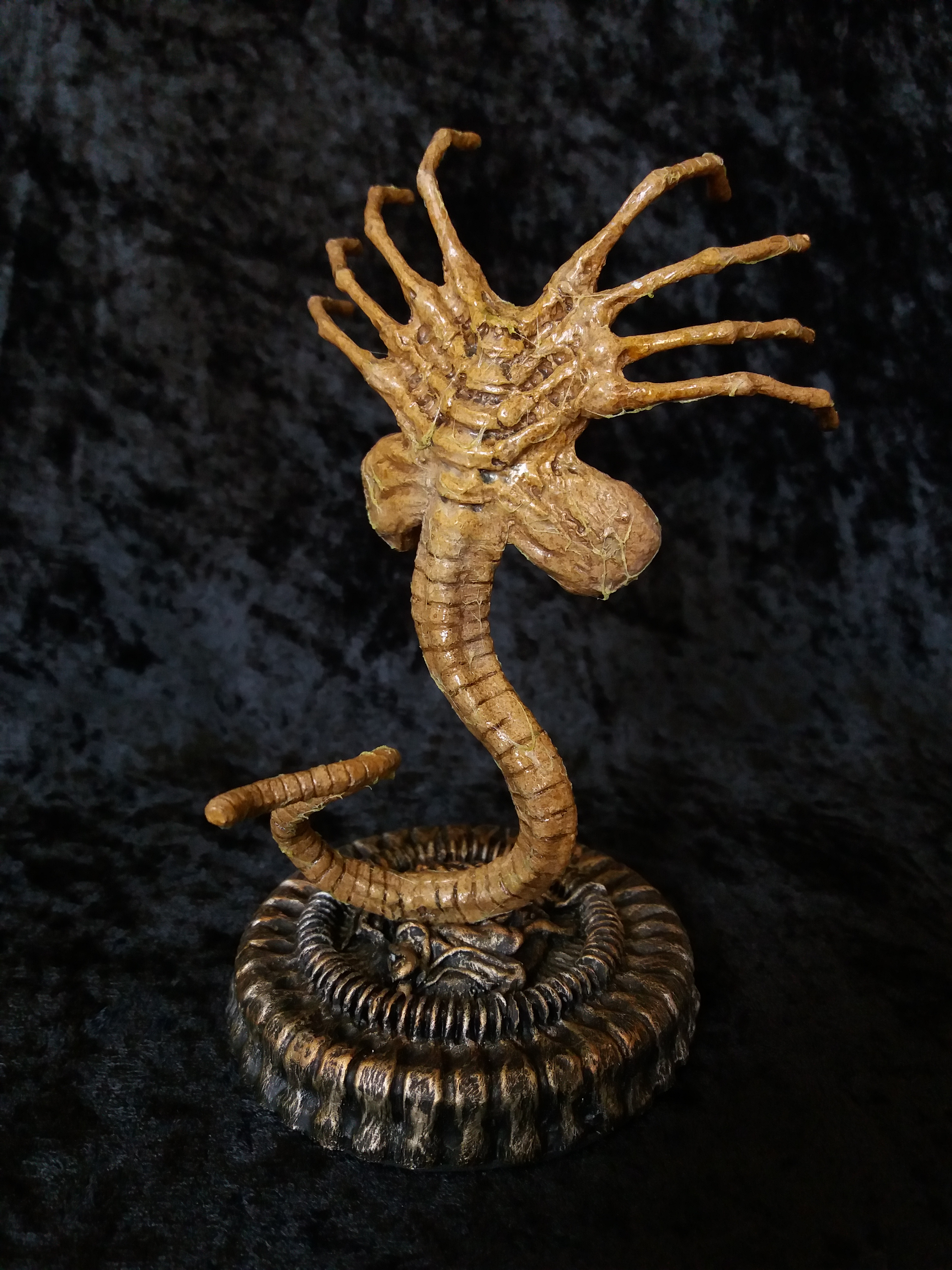 Facehugger 1 4 Scale Alien Art Contest Entry 2
