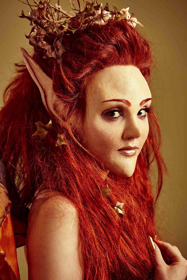 Fairy Prosthetic Makeup Stan Winston