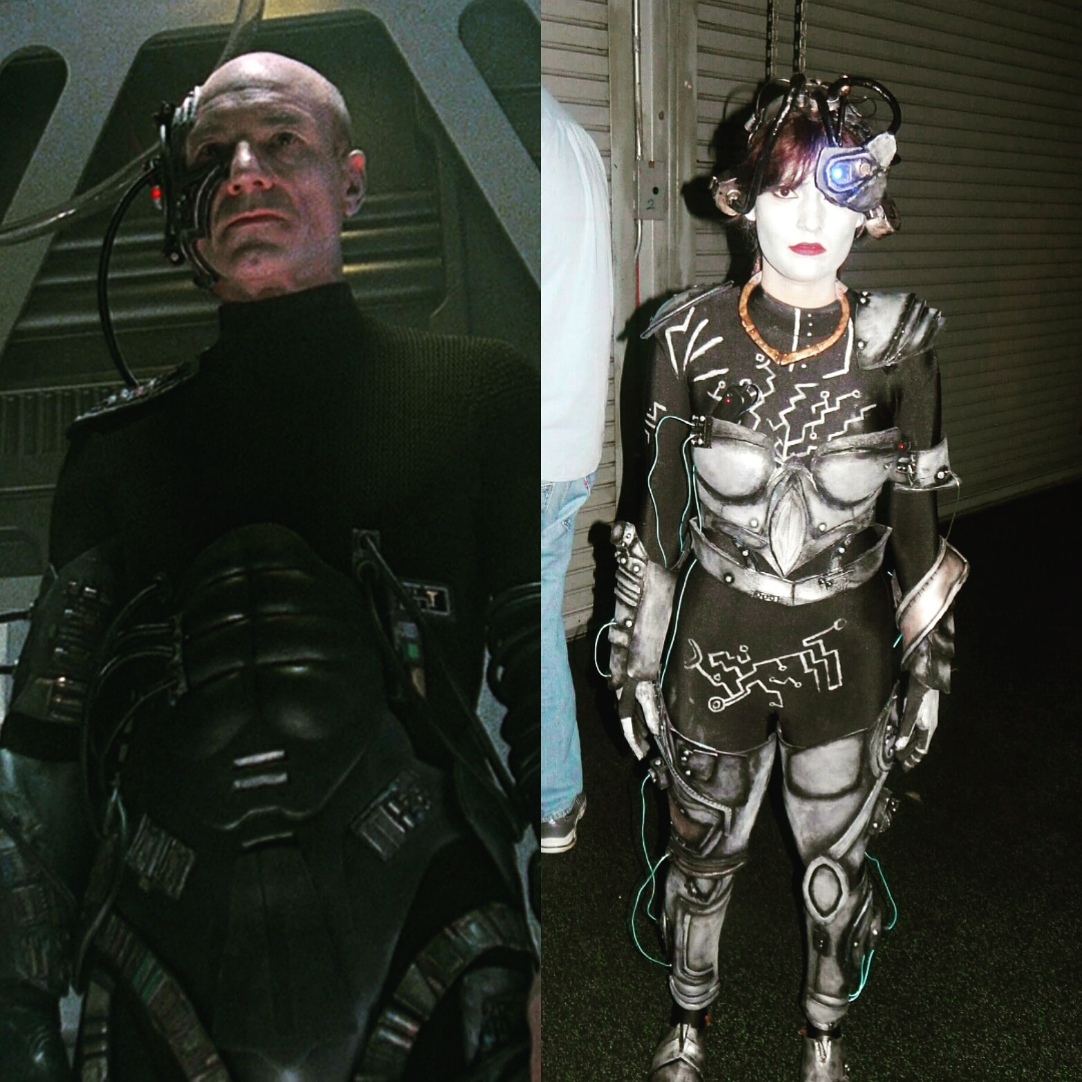Borg (star trek) — Stan Winston School of Character Arts Forums
