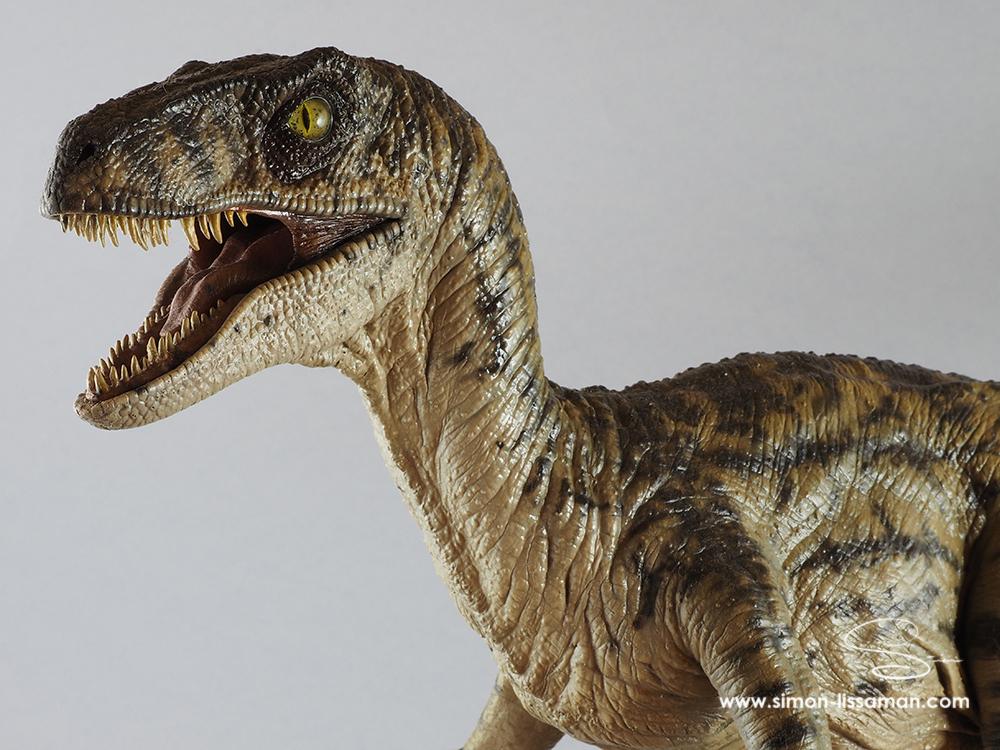 Horizon 1/5 scale Jurassic Park Velociraptor — Stan ...
