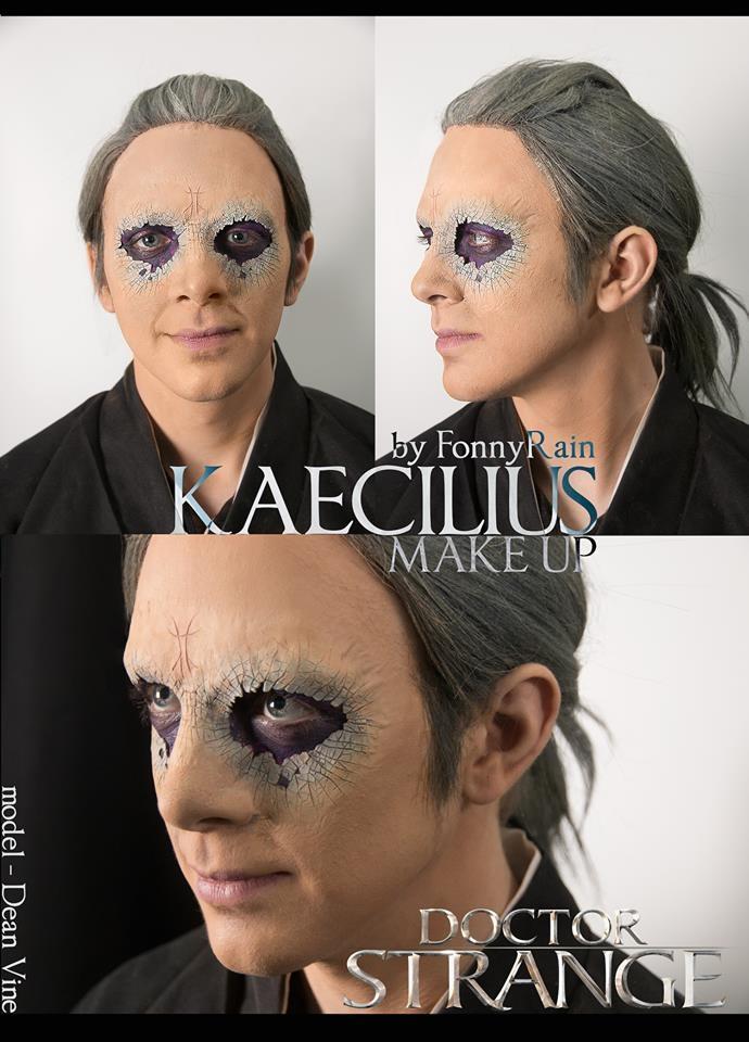 Kaecilius Makeup Cosplay Stan Winston School Of Character Arts Forums