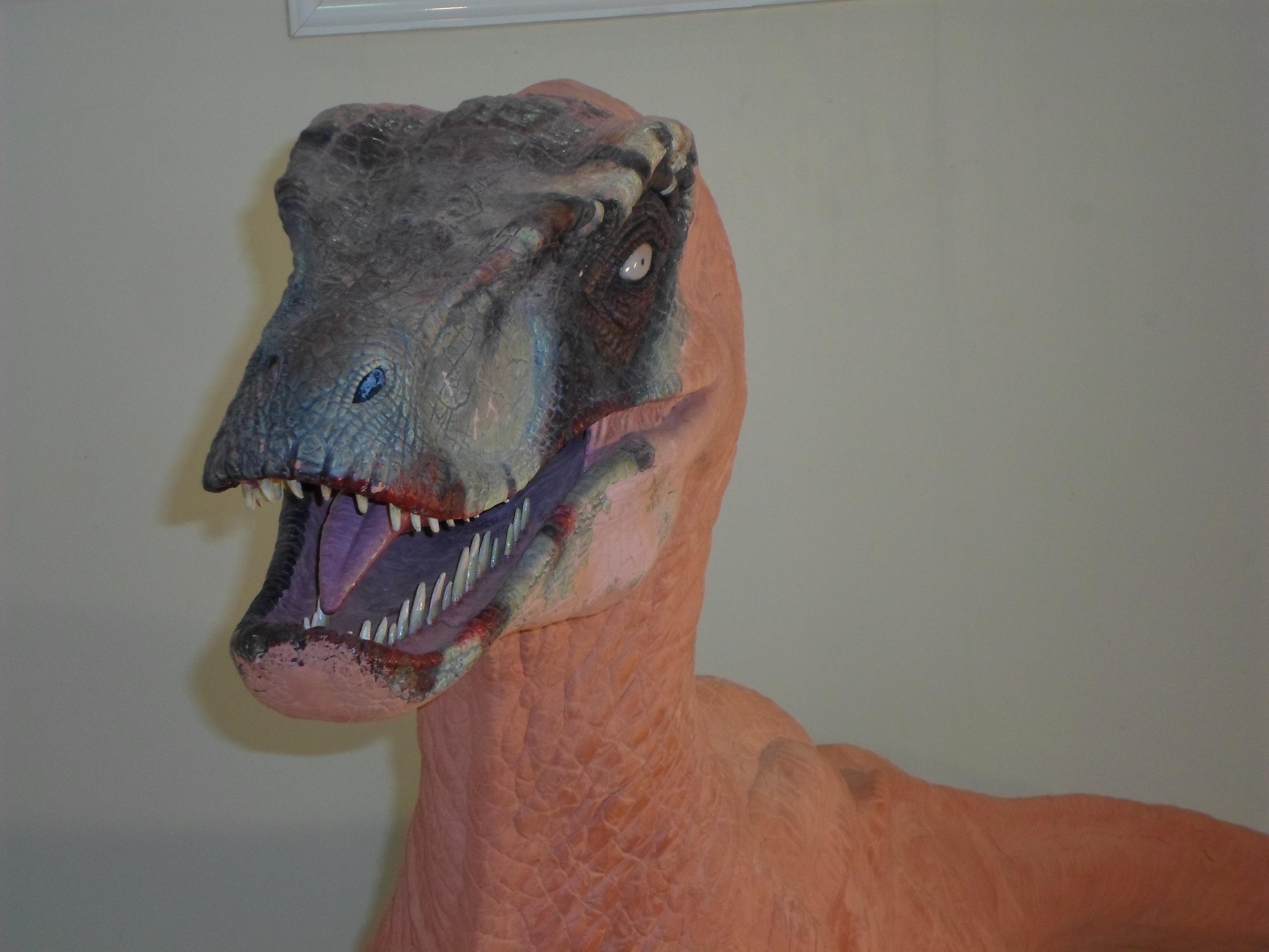 deinonychus sculpture by pheaston - photo #47