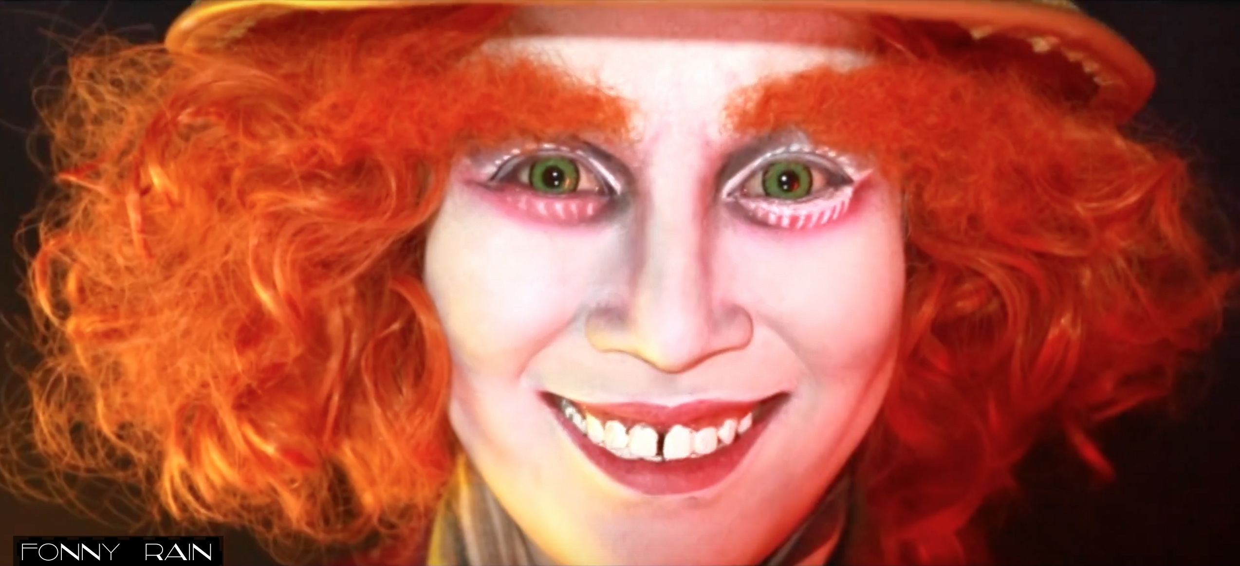 Mad Hatter From Alice Through The Looking Glass Stan Winston