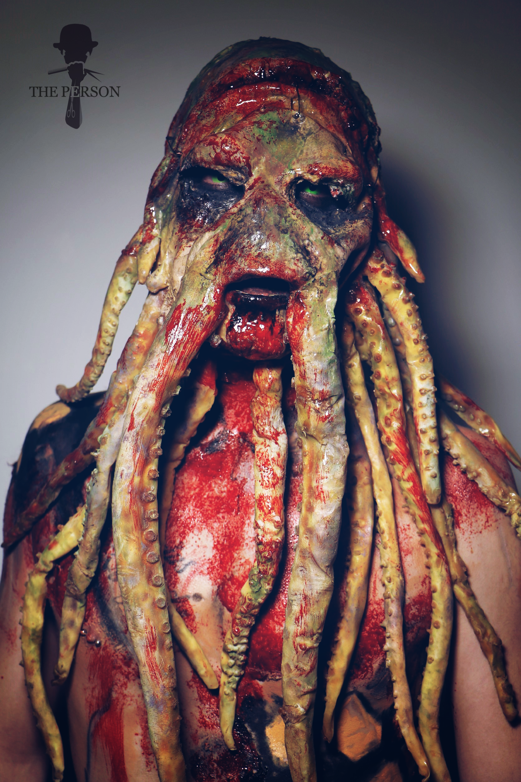 Halloween Octopus Costume