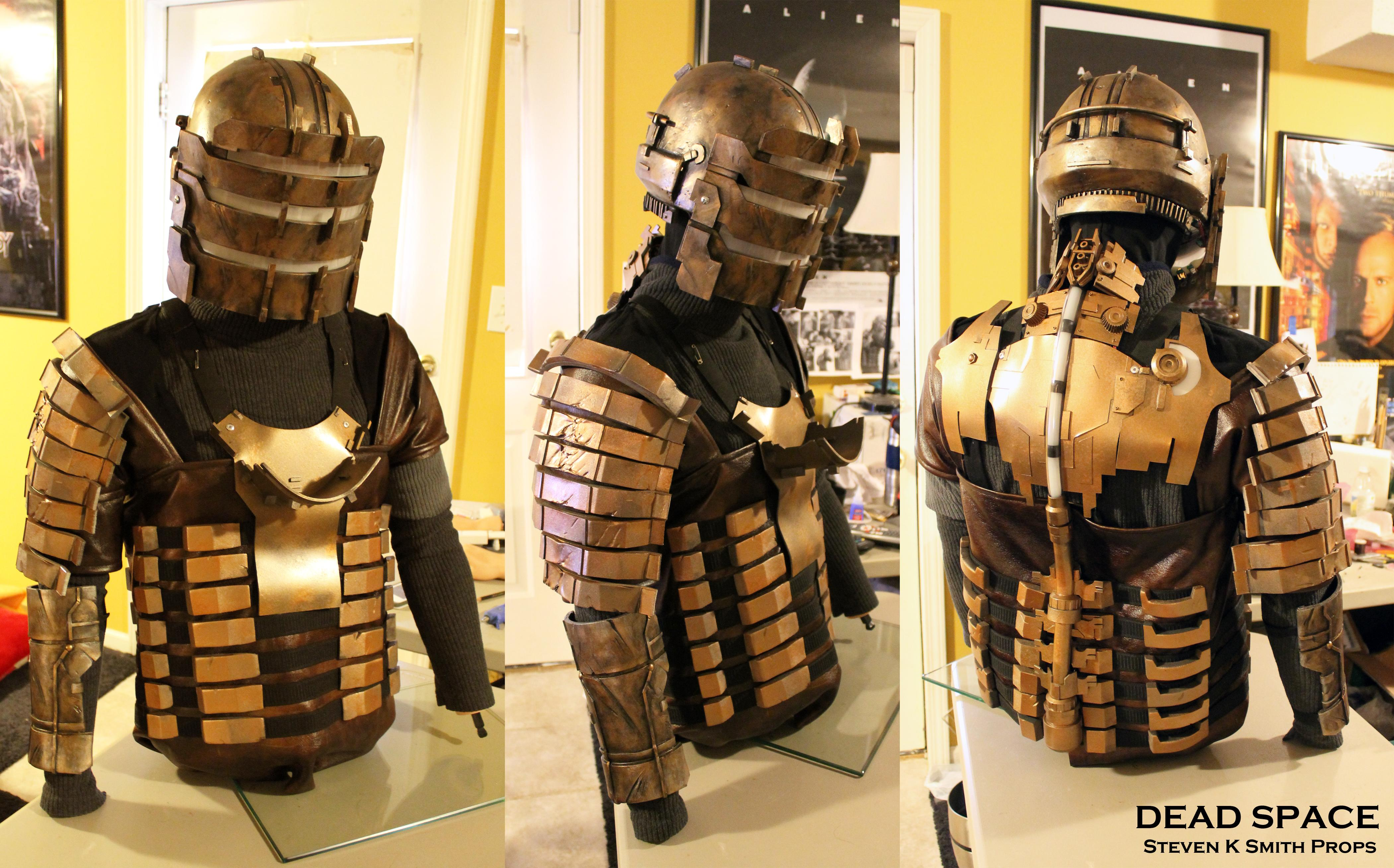 isaac clarke dead space level 3 armored suit � stan