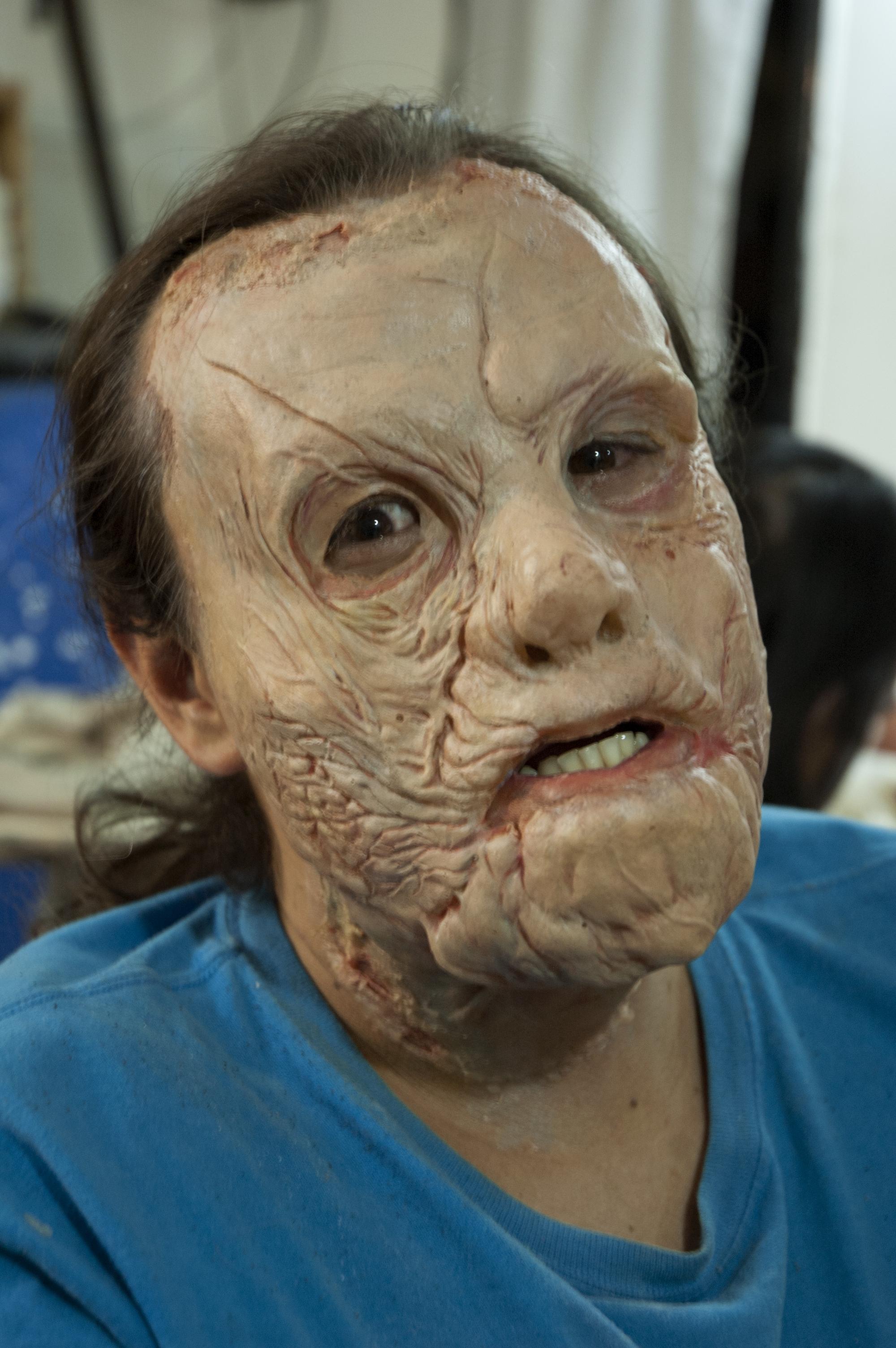 Character Makeup Contest Entry 1: Mason Verger (Hannibal