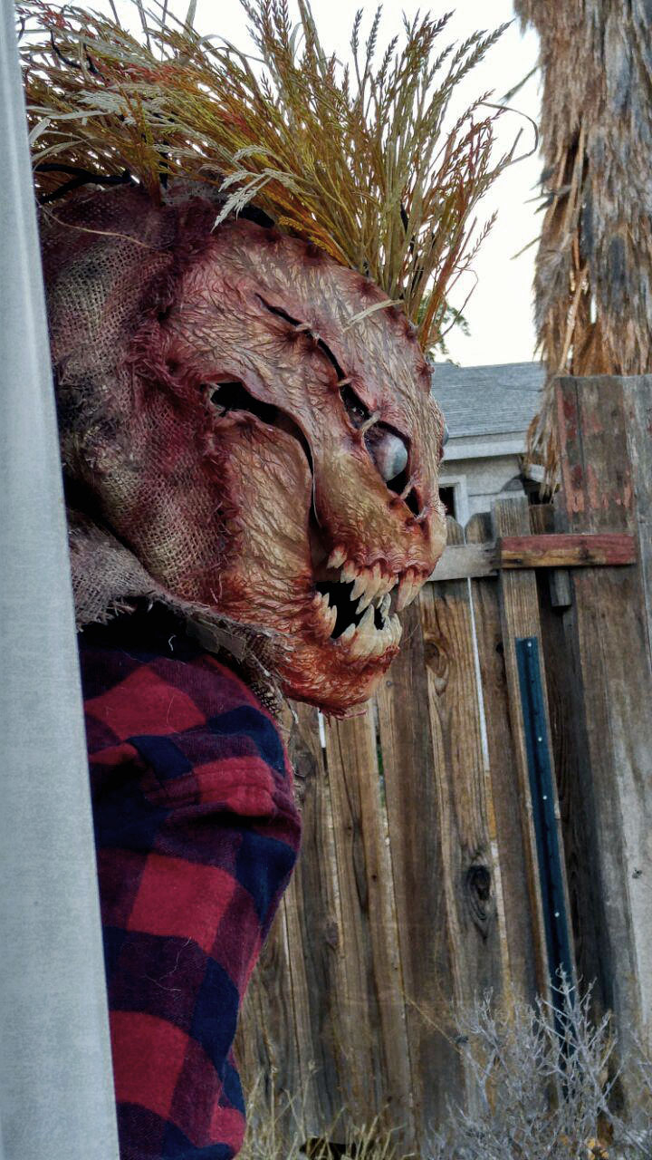 Harold, the Scarecrow — Stan Winston School of Character ...