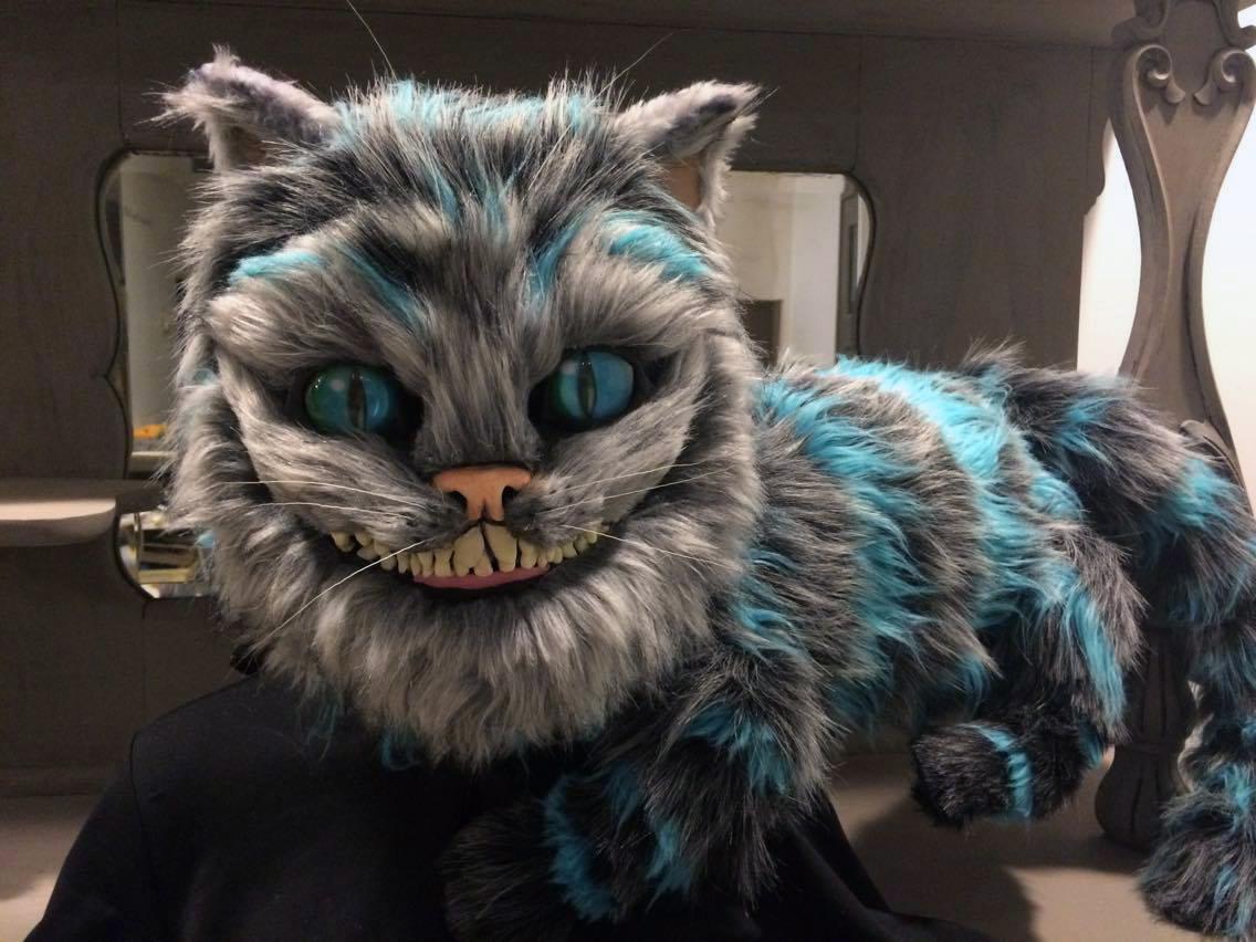 Cheshire Cat Costume Tim Burton Style Stan Winston School Of Character Arts Forums