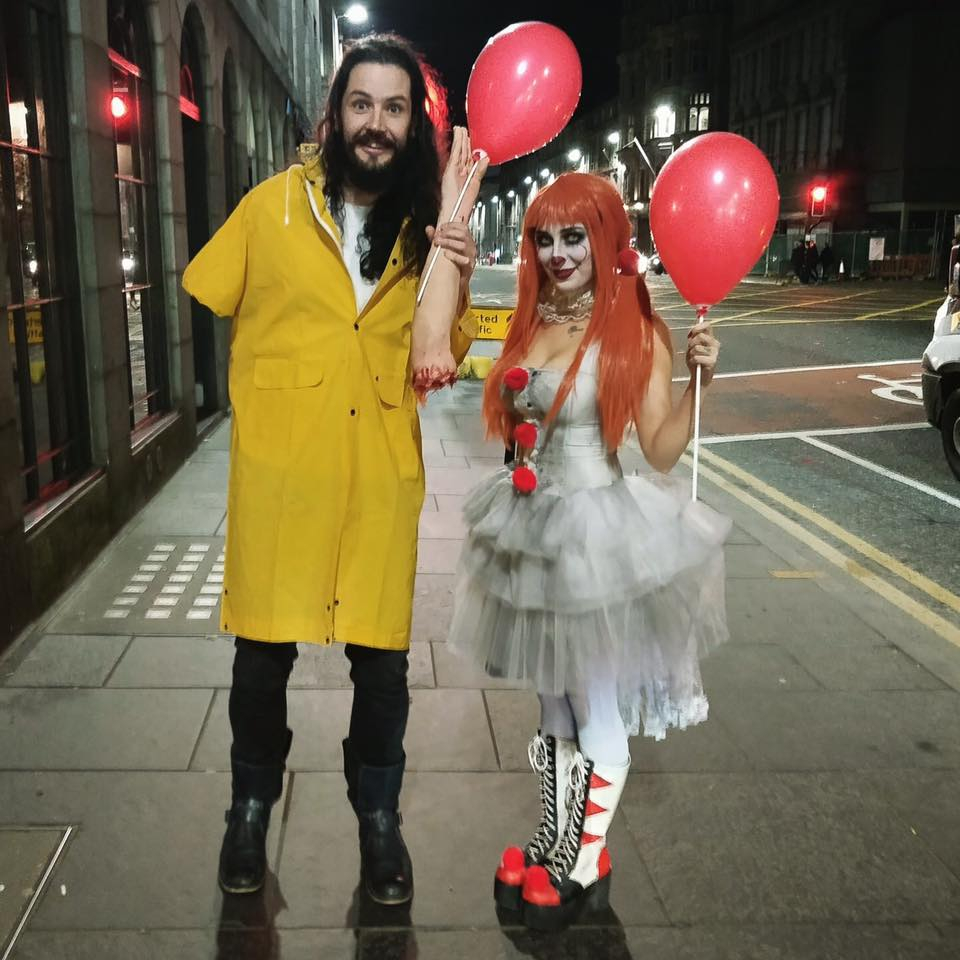 genderbend pennywise and georgie � stan winston school of