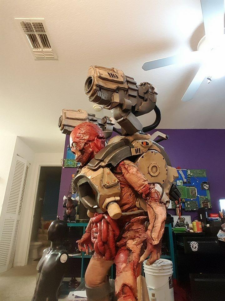 Cosplay Contest  Doom Revenant Demon  U2014 Stan Winston School Of Character Arts Forums