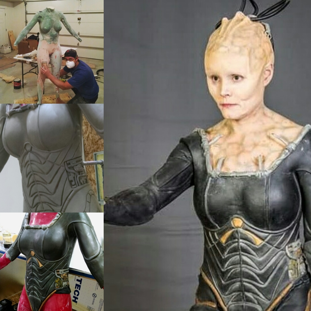 Borg Queen — Stan Winston School of Character Arts Forums