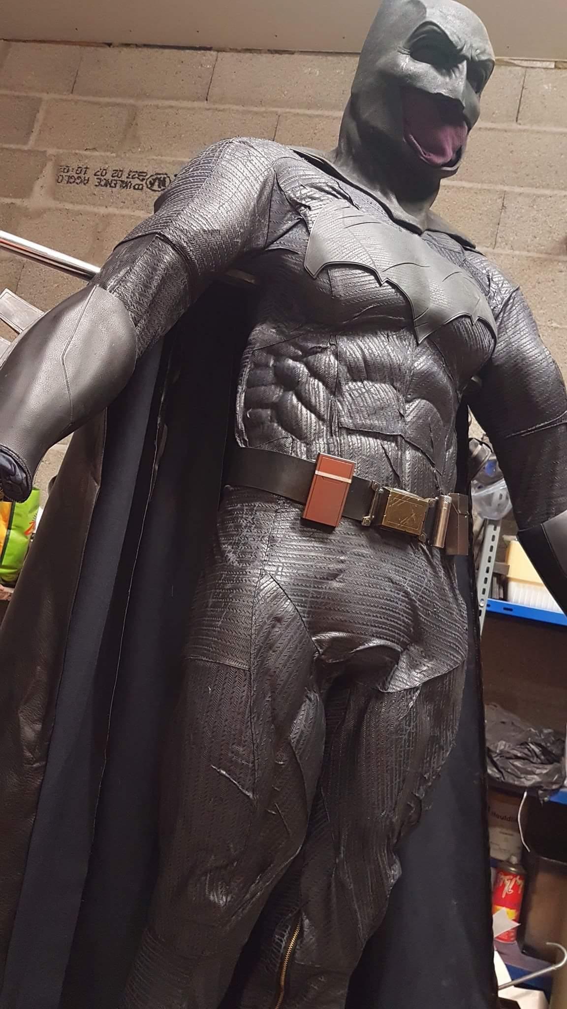 Batman Doj — Stan Winston School of Character Arts Forums