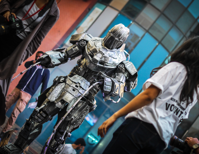Whiplash Mark 2 Cosplay - Iron Man 2 | IMJM — Stan Winston ...