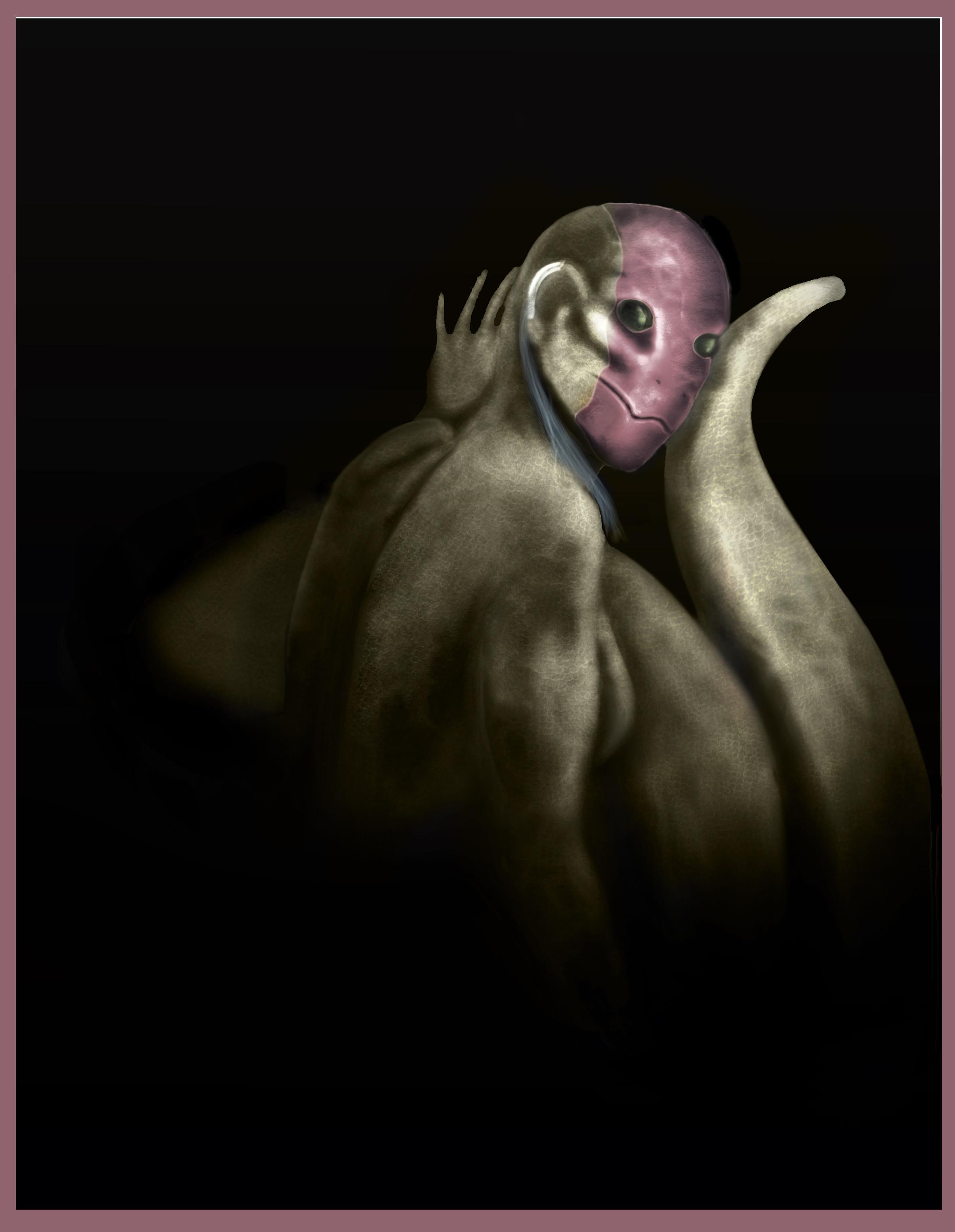 Snake Alien — Stan Winston School of Character Arts Forums