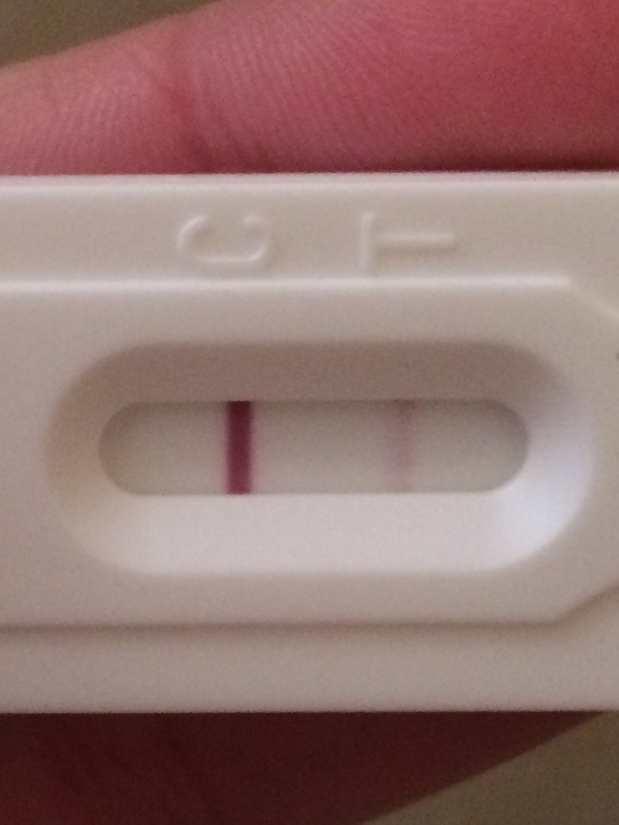 What Does A Positive Pregnancy Test Really Look Like Page 2