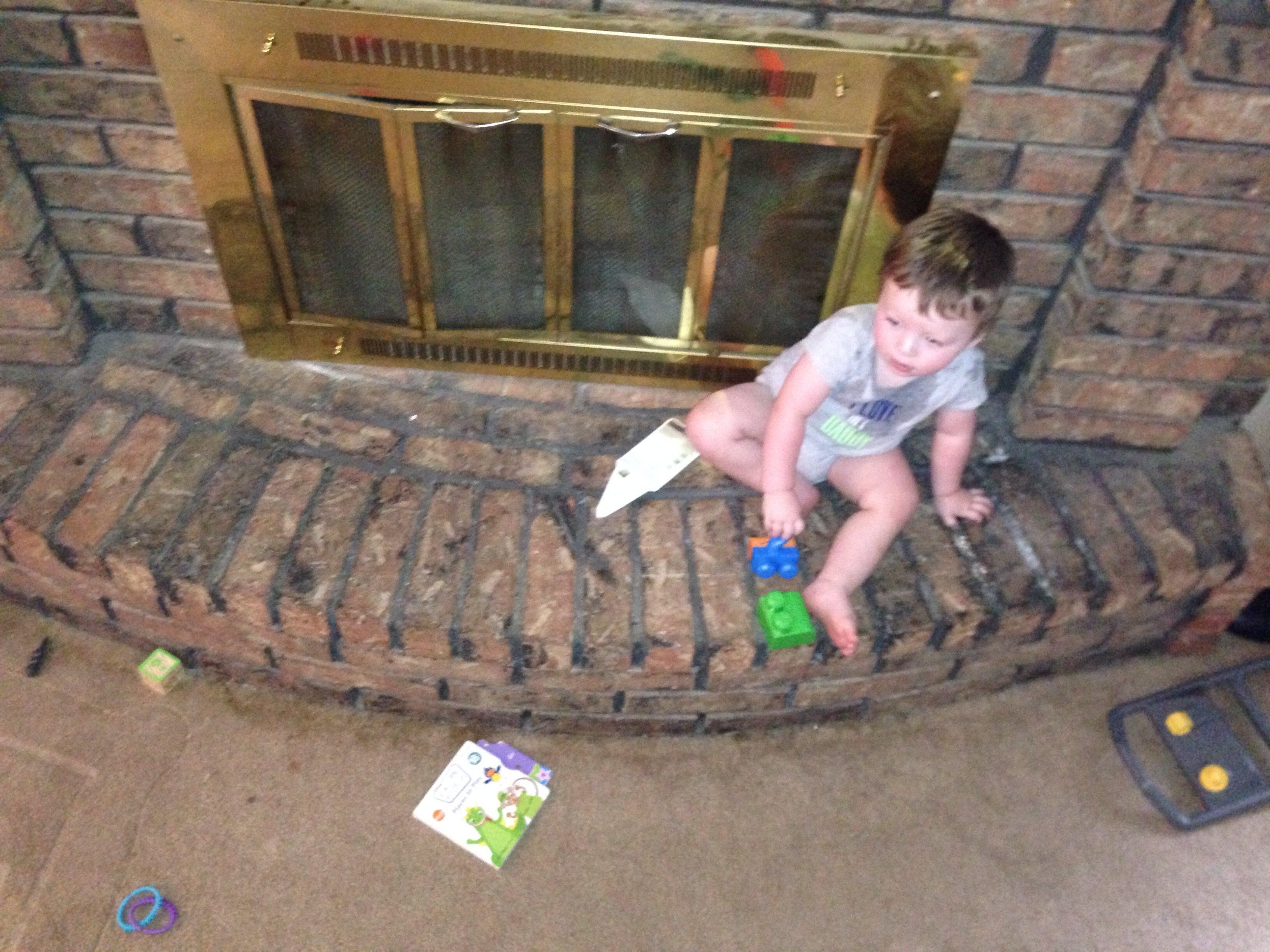 fireplace baby proofing help u2014 the bump
