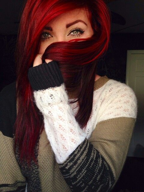 Opinion On Cherry Cola Red Hairs Or No The Bump