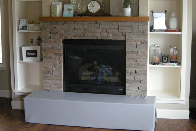 Padded Fireplace Hearth Cover Fireplaces