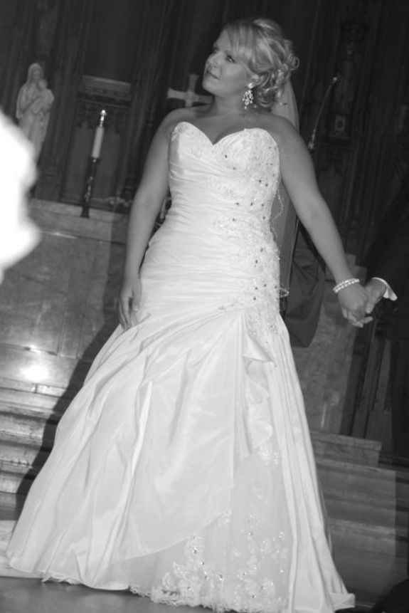 How much did you spend on your wedding dress the bump for How much to spend on wedding dress