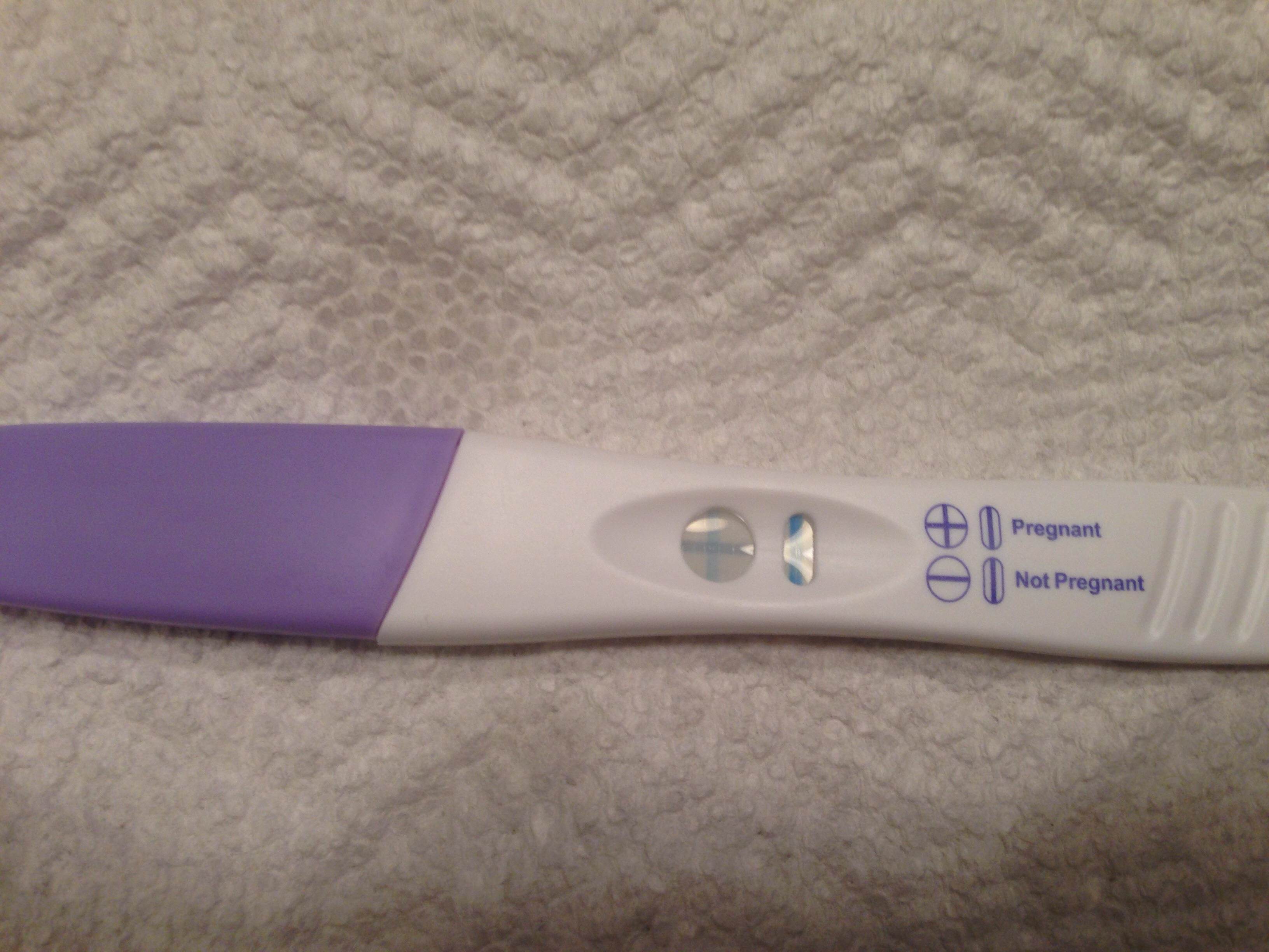 Does clomid make you have a positive pregnancy test