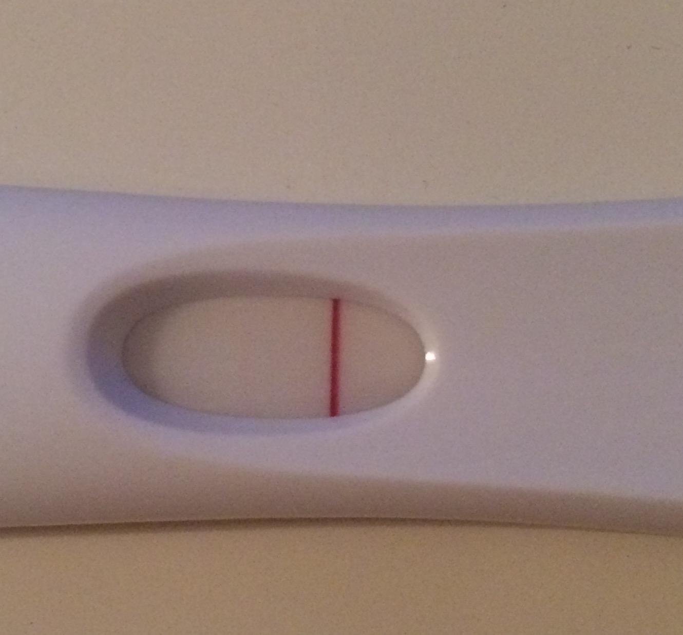 Can clomid give you a negative pregnancy test