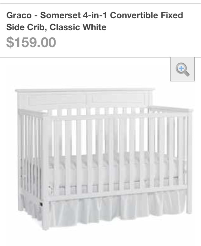 where are you buying your crib the bump