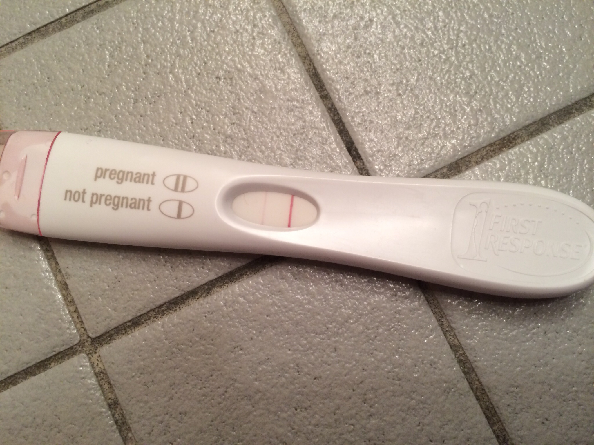 What does a positive pregnancy test really look like Page 11