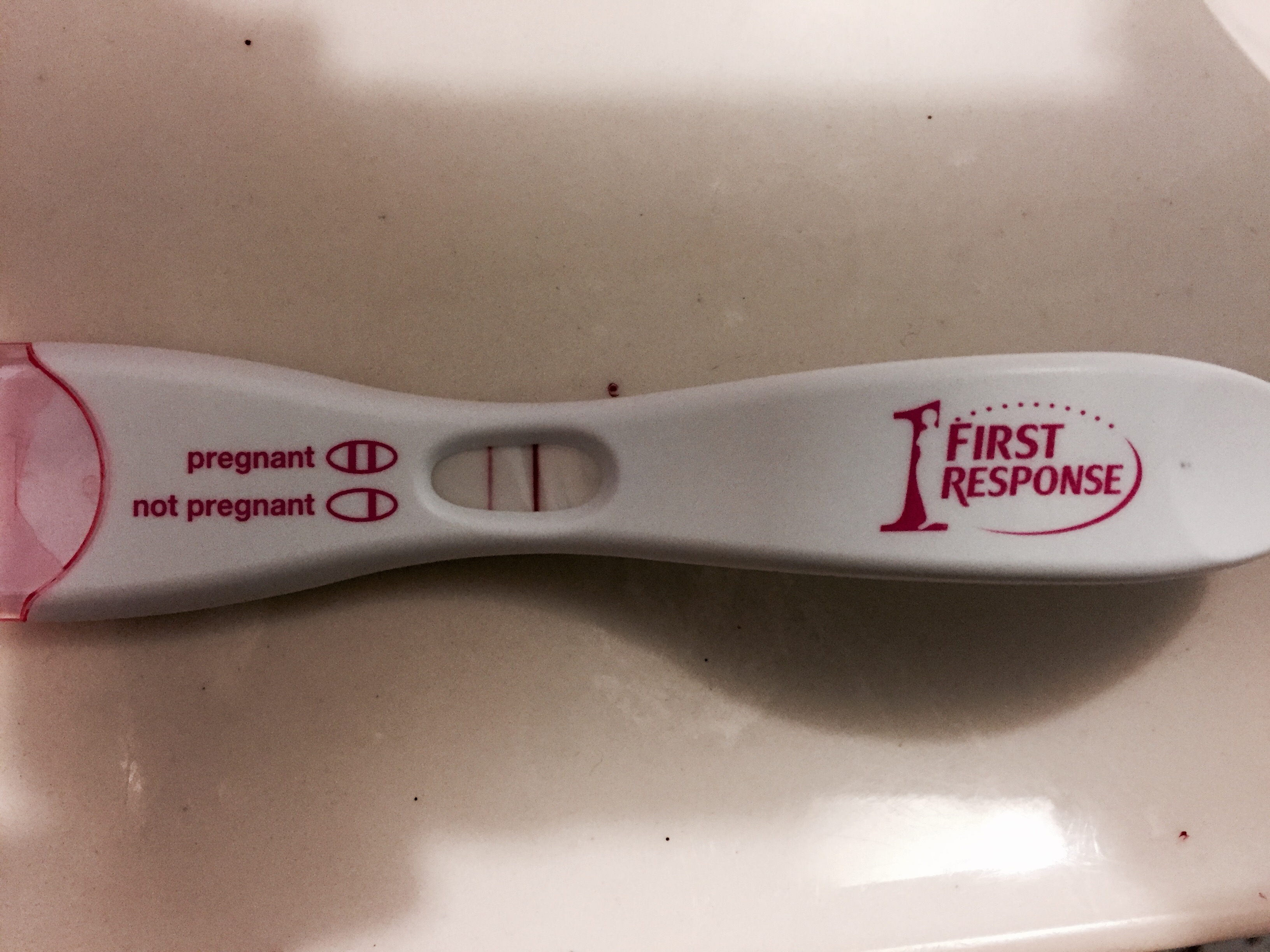 What does a positive pregnancy test really look like?? - Page 17