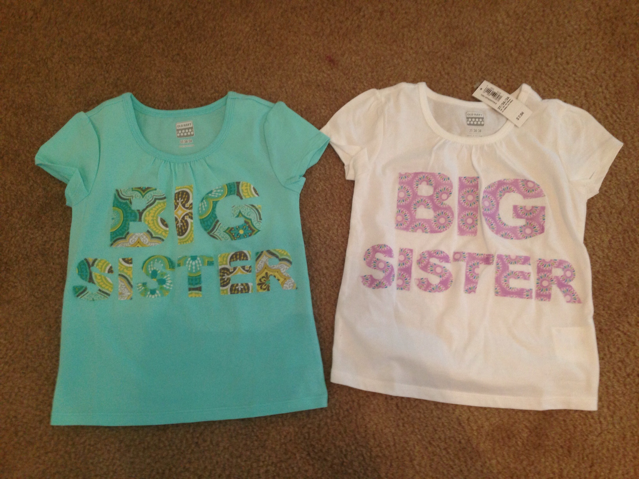 Big & Little Sister A new bundle of joy is here, and it's time to let everyone know who the big sister is! From clothing to picture books, the Big & Little Sister section at northtercessbudh.cf has everything a girl needs to take on her exciting new role.